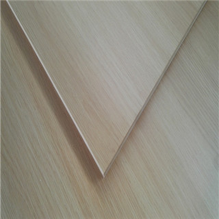 13 ply hardwood core melamine laminated plywood