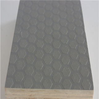 Antislip film faced plywood for construction and industrial flooring