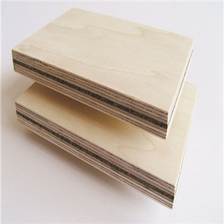 Size 1220*2440*18mm soundproof decoration plywood