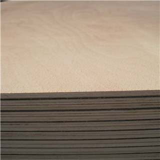 China lightweight high speed train wooden floor plywood