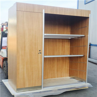 High quality birch plywood use for bullet train closet
