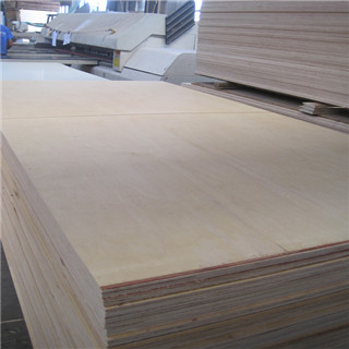 Linsen plywood with full veneer unitization craft for construction
