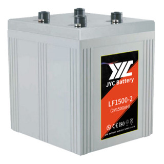 Long Life 2V 1500Ah Sealed Rechargeable AGM Battery