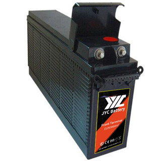 JYC Free Maintenance Rechargeable Sla Battery GEL/AGM Battery Front Terminal Battery 12V 200Ah
