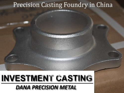 Precision Casting Foundry in China