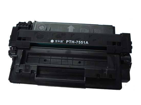 Compatible OEM HP Toner Cartridge Mode 7551A