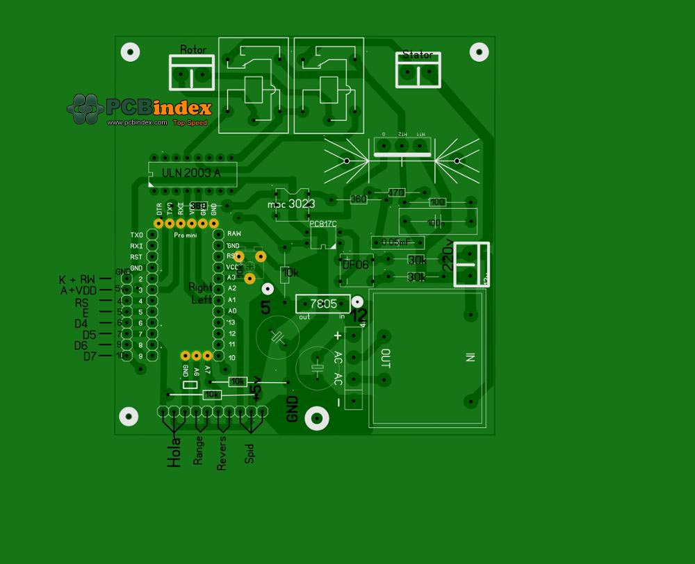 cheap pcb manufacturing-FR-4(Kingboard Level A)