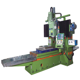 Good Quality high rigidity Precision CNC gantry milling machine manufacturer