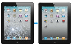 Igeektekipad air repair, professional ipad repairwith exper