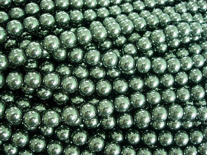 Shandong Province Excellent semi-precious round beads