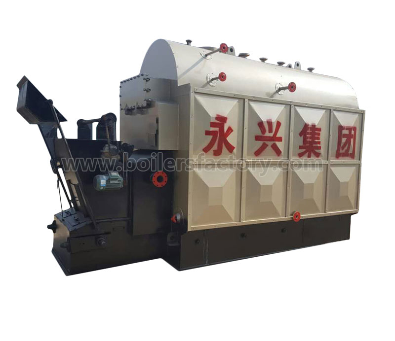 DZL Single Drum Automatically Boiler