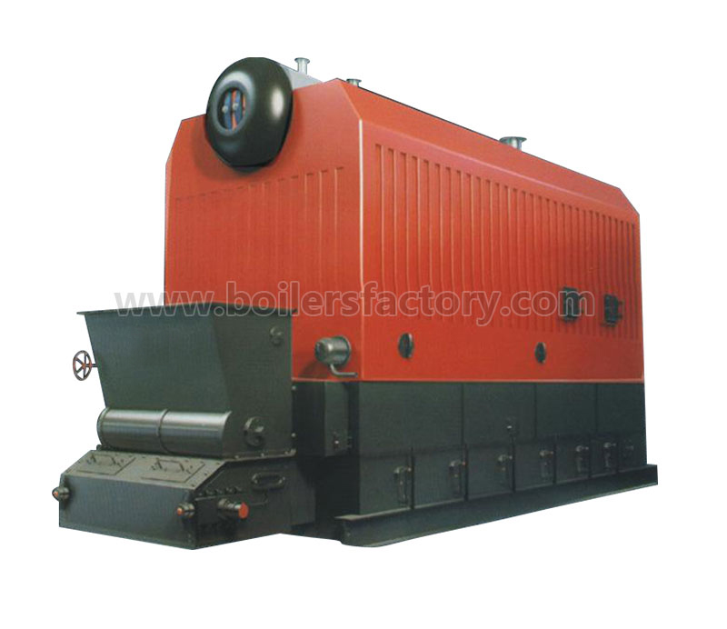SZL Double Drums Automatically Boiler