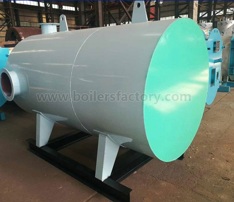 Oil/ Gas Fired Hot Air Boiler