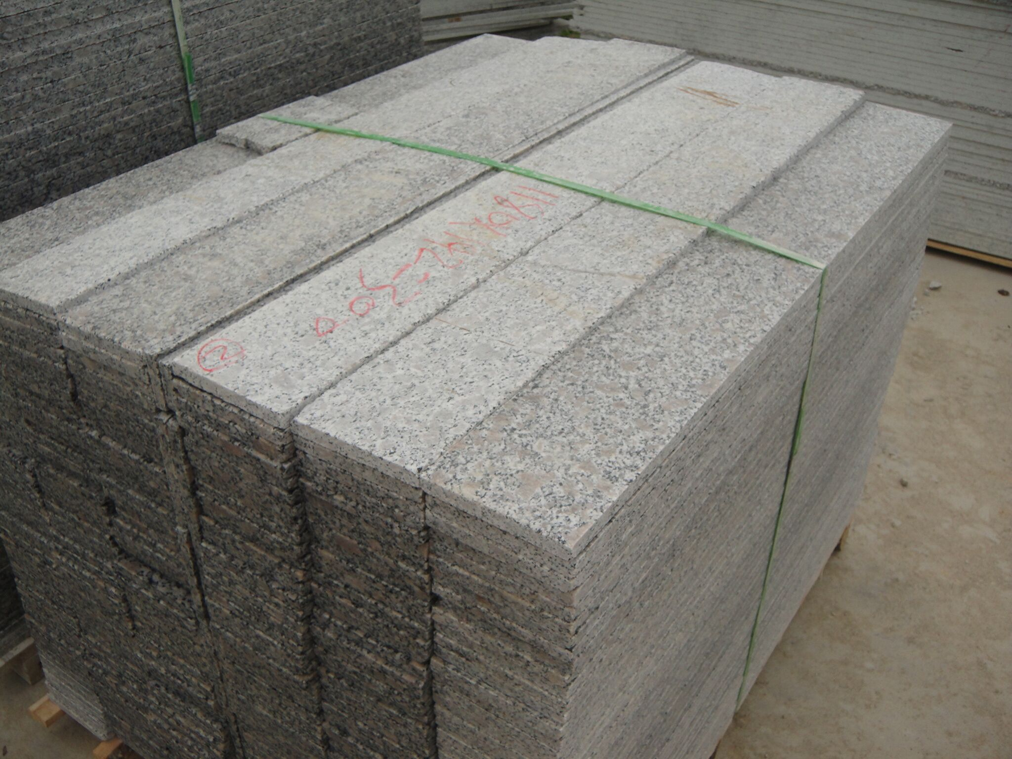 Chinese Precious Pearl Flower Granite Stone Slabs
