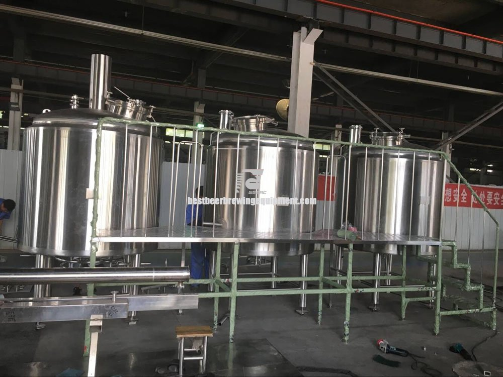 10 bbl brewing system