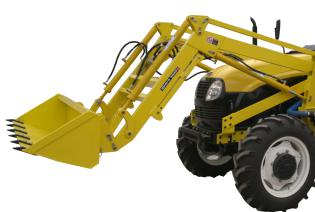 Hot sale new design low price Front end loader/FEL for agricultural tractors