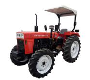 JINFU BY554 55hp high quality agricultural tractor farm tractor 4x4
