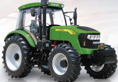 SADIN big power 145hp-165hp TK series paddy and dry land agricultural tractor farm Tractor 4x4