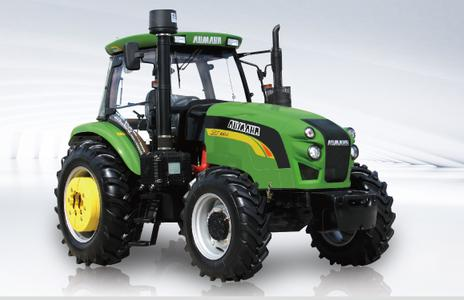 SADIN good performance 135 hp SD1354-FA agricultural tractor farm Tractor 4x4