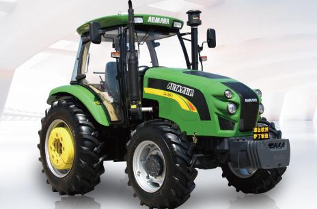 SADIN 115hp SD1154-D series double clutch agricultural tractor farm Tractor 4x4 manufacturer
