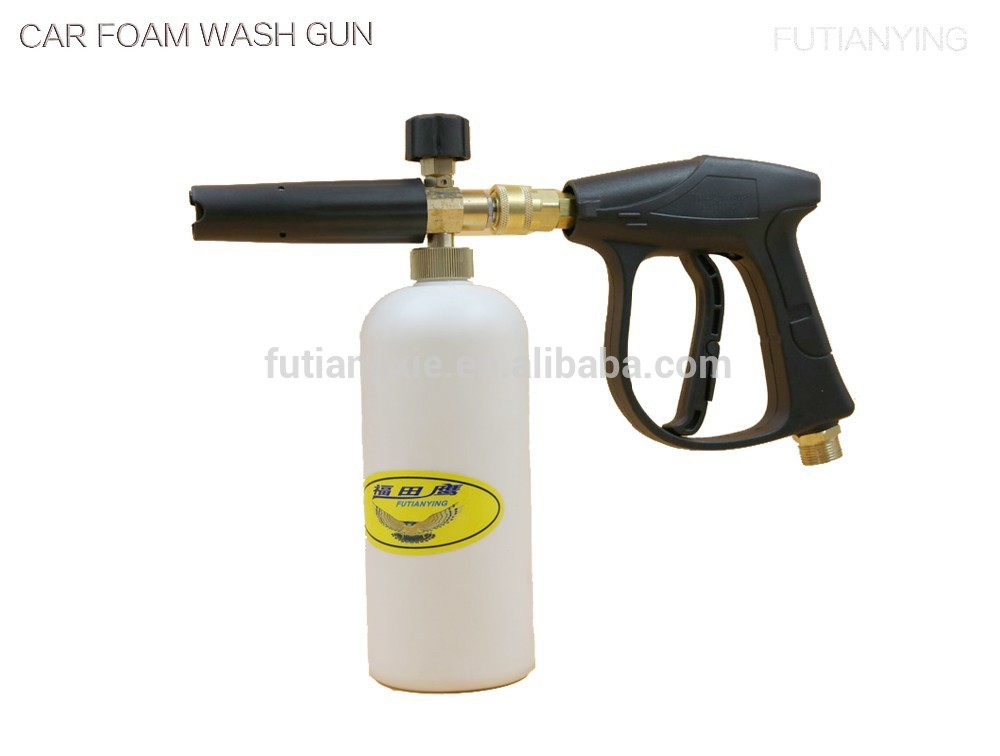 High pressure foam gun washing car tool