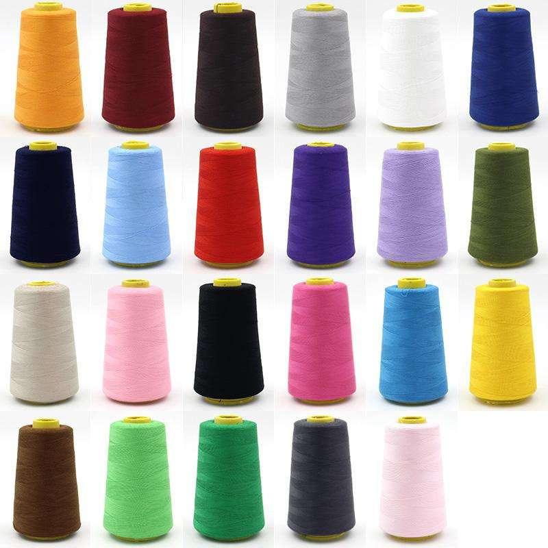 High tenacity colorful polyester sewing thread Manufacturer
