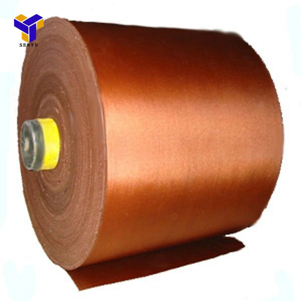 EP80 EP100 thickness 0.49 mm EP dipped belting fabric