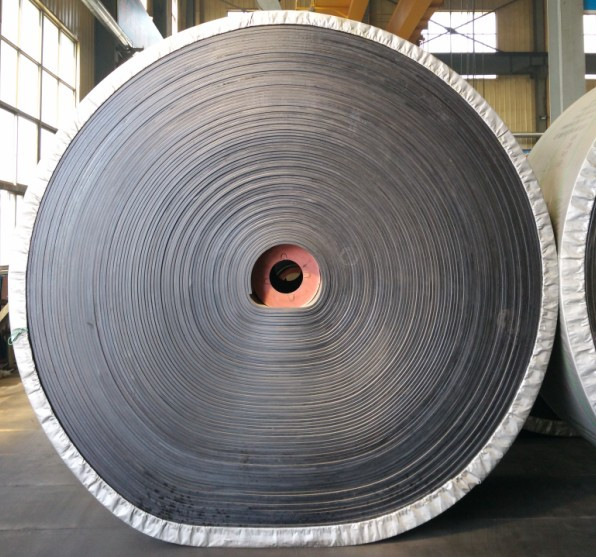 High quality abrasion resistant steel cord rubber conveyor belt