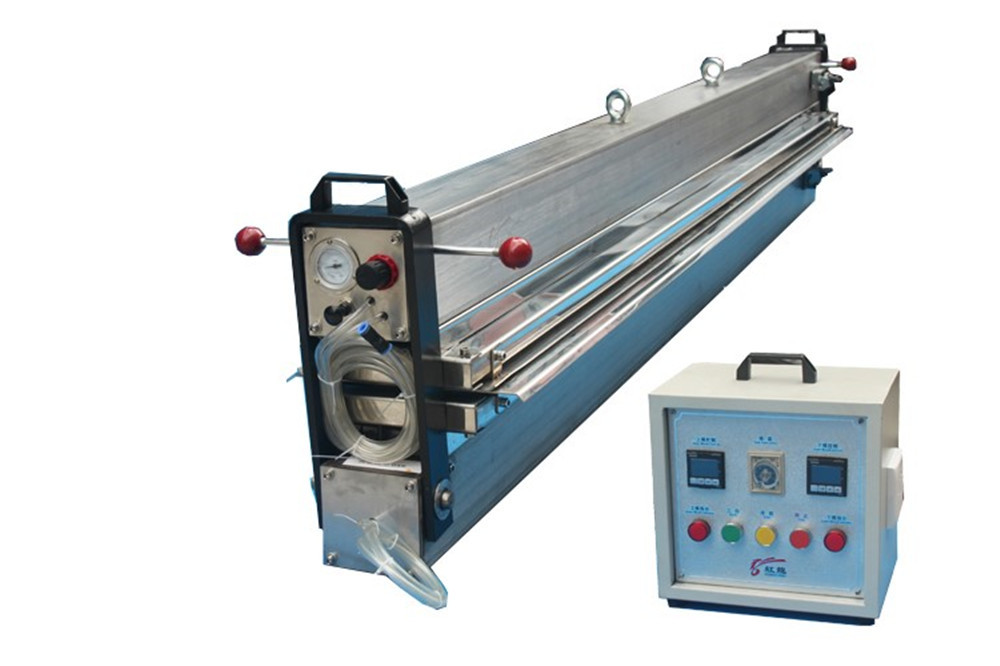 Hot press PVC/PUconveyor belt welding machine