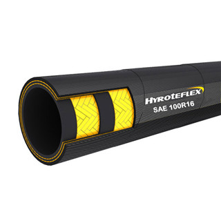 Professional Supplier High Pressure Hydraulic Hoses And Fittings SAE 100R16