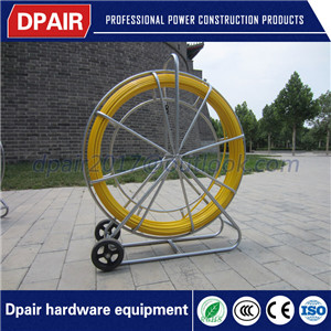powered duct rod pusher high stength good quality