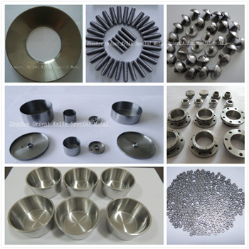tantalum evaporation materials for crucible liners