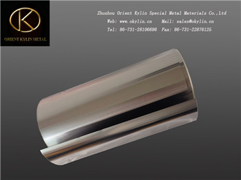 tantalum strip/ tantalum foil in coil for heater OLED
