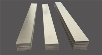 99.95% astm B386 pure Molybdenum Sheet, molybdenum plate For Heating Elements