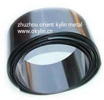 Very thin Molybdenum foil, 99.95% Moly foil, molybdenum cut foil with the best price