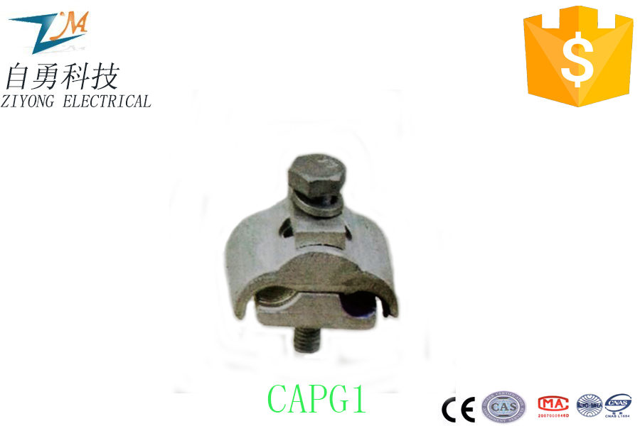 Aluminum-Copper Parallel Groove Connector