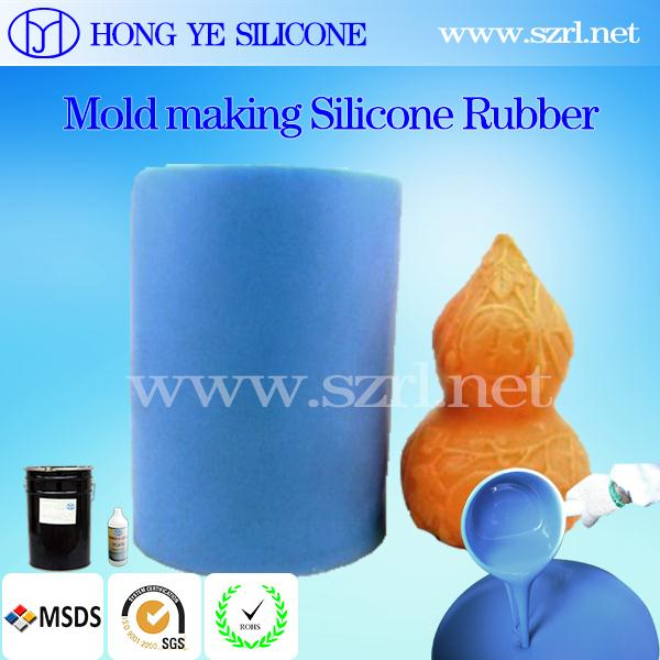 RTV-2 Molding Liquid Silicone Rubber Distributors for Gypsum Molds
