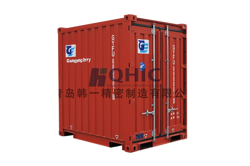 container suppliersof Hanil Precision, more professional mo