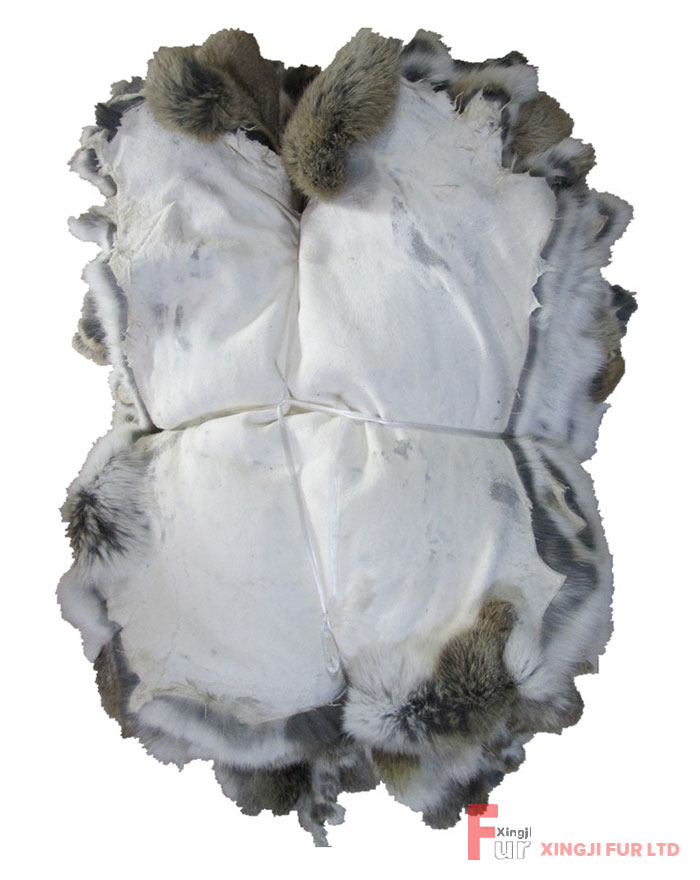 Hare Rabbit Fur Skin