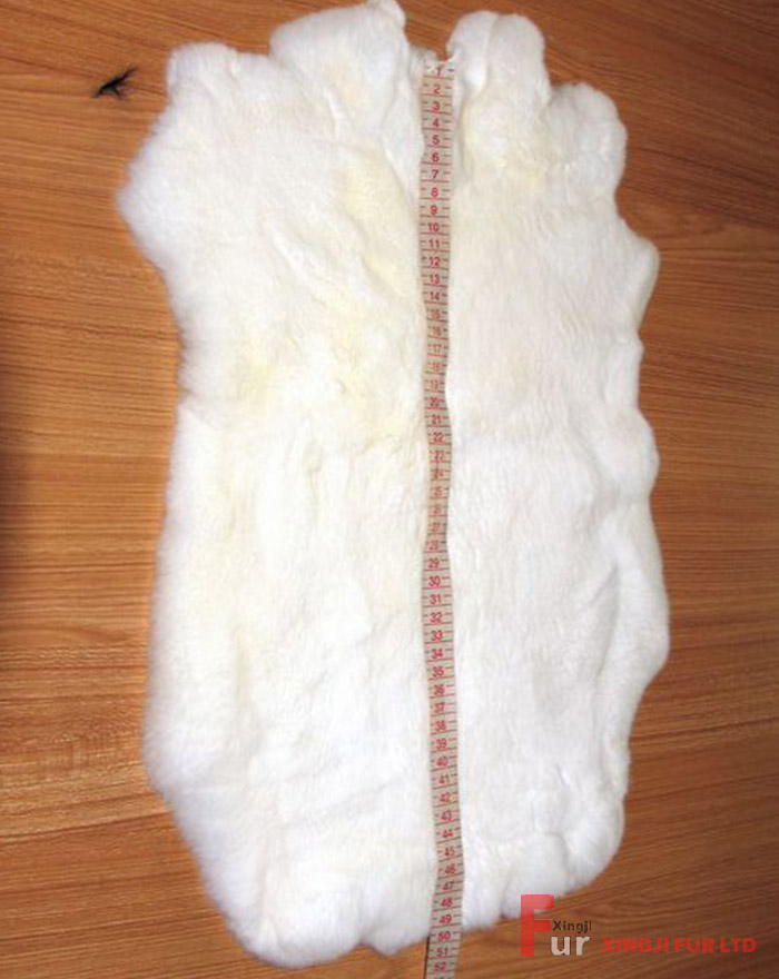 Rex Rabbit Fur Skin