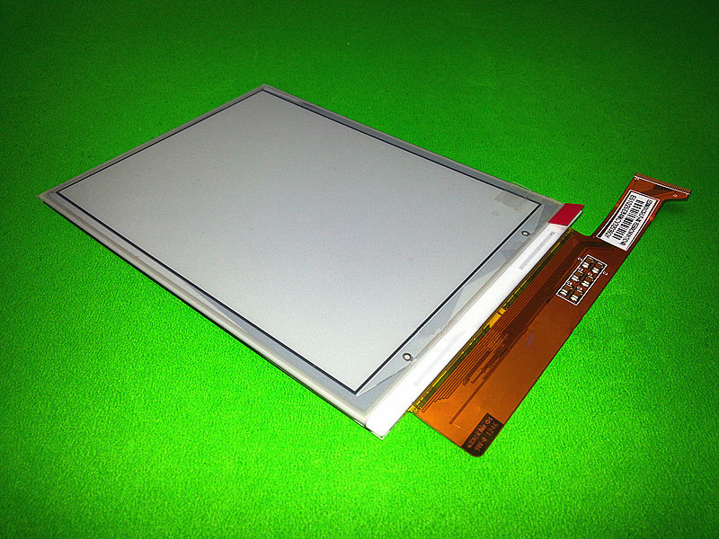 6inch ED060XC5 (LF) E-ink E-book LCD screen For Gmini MagicBook R6HD E-book LCD display Screen panel free shipping