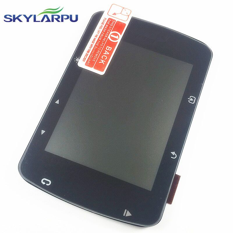 LCD screen for GARMIN EDGE 520 bicycle speed meter complete LCD display Screen panel Repair replacement Free shipping