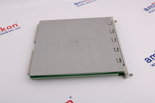 Bently 3500/32 4-channel relay module