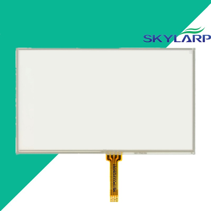 5.0inch 118mmx71mm Touch Panel Replacemen Touchscreen for Navi N50 HD, N50i BT Car Navigators Touch Screen panel Glass