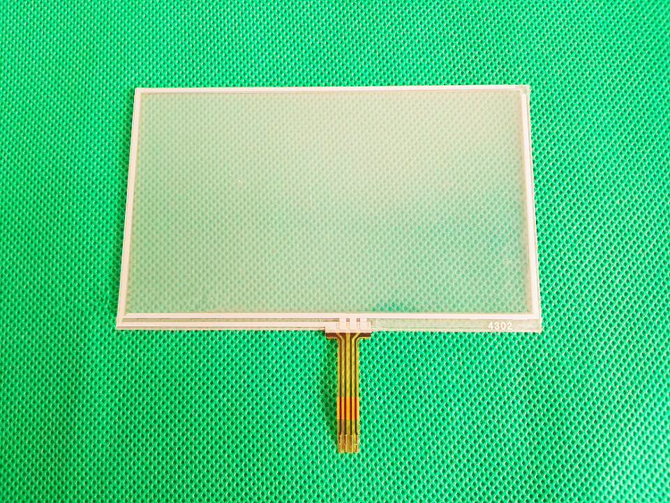 4.3-inch 102mmx62mm Touch screen panels for AT043TN24 V.4,GPS navigator,102x62mm Touch Screen Digitizer Panel