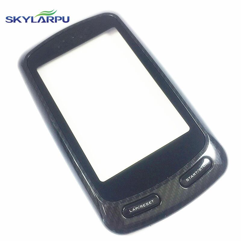 Capacitive Touchscreen for Garmin Edge 800 GPS Bike Computer Touch screen digitizer panel (with Black frame)
