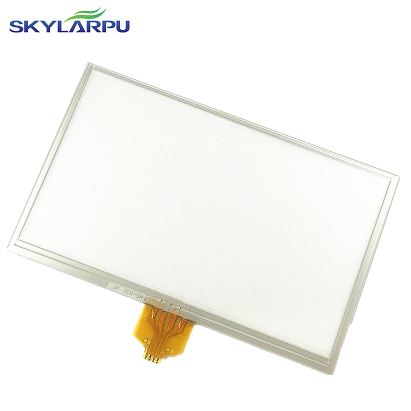 .3-inch Touch screen panels for TomTom XL IQ RATES GPS Touch screen digitizer panel replacement 105mm*65mm