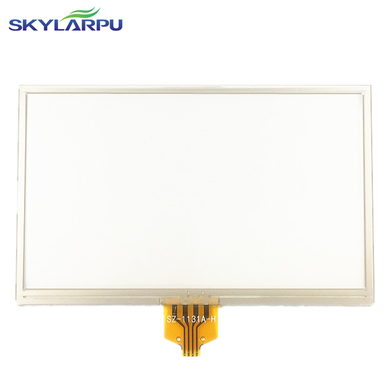 105mm*65mm 4.3-inch Touch screen panels for TomTom XL IQ ROUTES GPS Touch screen digitizer panel replacement