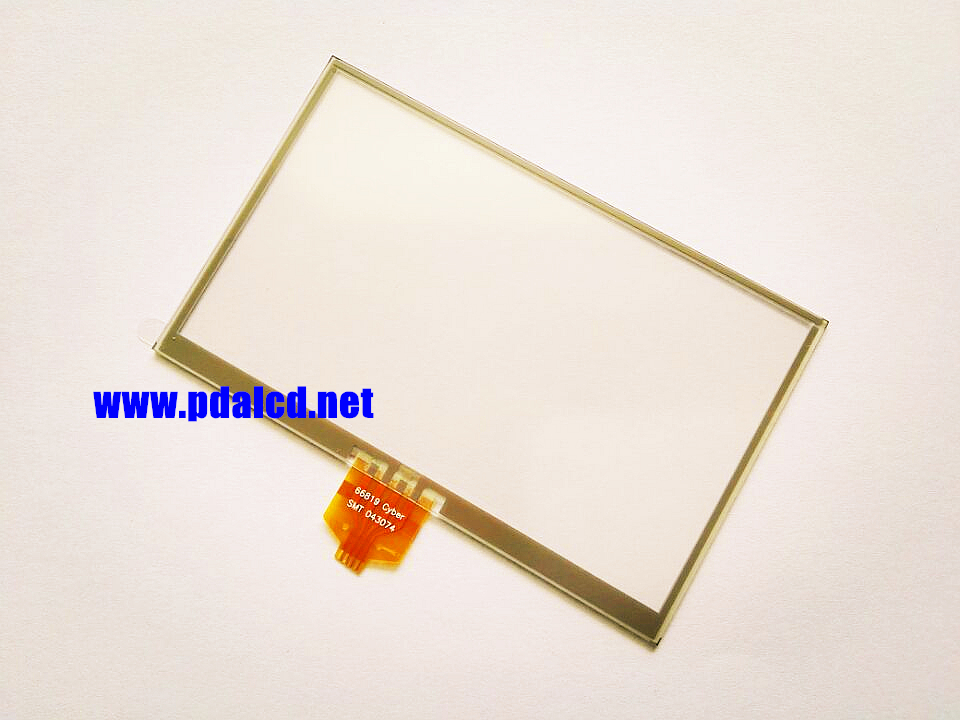 4.3-inch Touch screen panels for LMS430HF11 LMS430HF12 GPS Touch screen digitizer panel replacement Free shipping