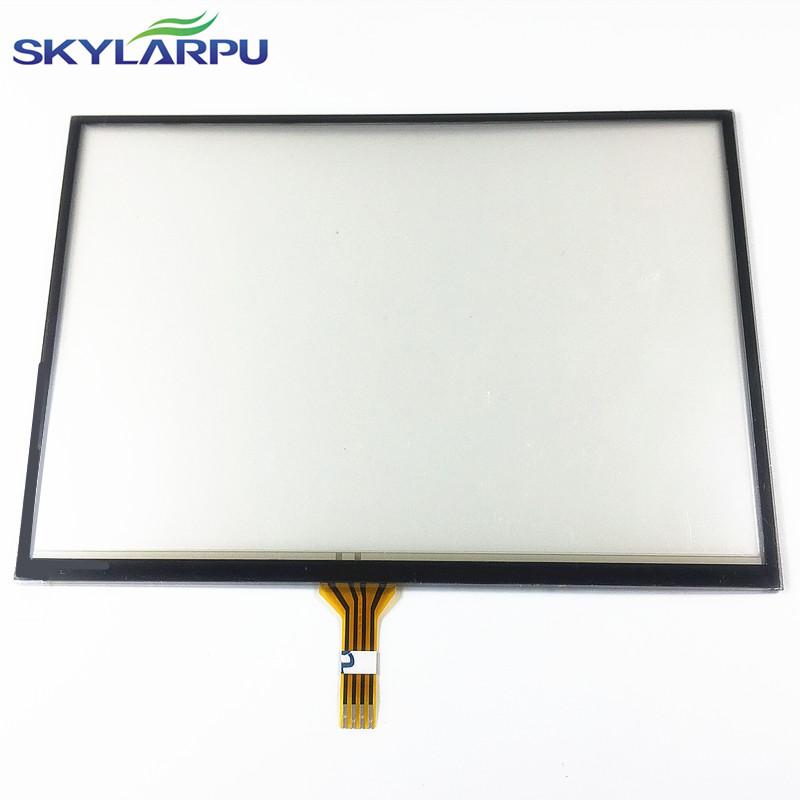 5-inch Touch screen for GARMIN nuvi 1440 1440T GPS Touch screen digitizer panel replacement 120mm*73mm Free shipping